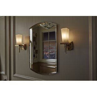 Margaux 1-Light Bath Sconce by Kohler