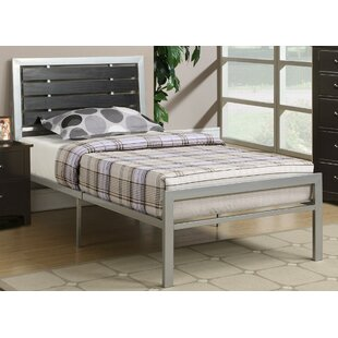 Teton Panel Bed by Zoomie Kids