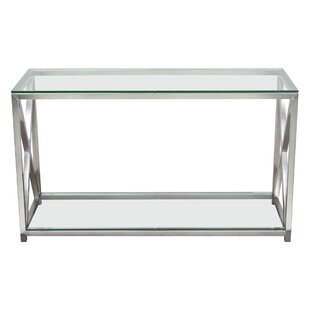 X-Factor Console Table by Diamond Sofa
