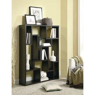 Hames Geometric Bookcase by Orren Ellis
