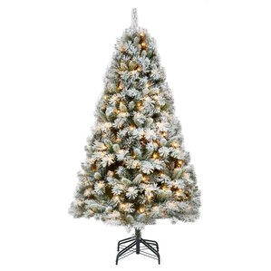 httpssecureimg1 fgwfcdncomim74097447resiz - White Christmas Tree With Colored Lights
