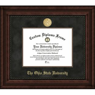 NCAA Ohio State Buckeyes Executive Diploma Frame By Campus Images