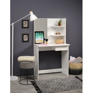 Gavdos Compact Dressing Table With Mirror By Brayden Studio