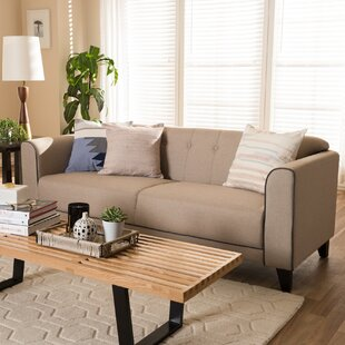 Summerhill Modern Standard Sofa by Alcott Hill