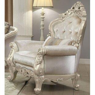 Rosdorf Park Pulaski Chair w/ Pillow