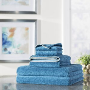 Buy Wayfair Basics 6 Piece Quick Dry Towel Set!