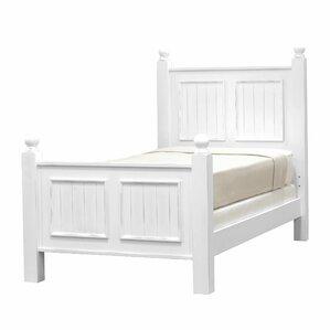 Feliciana�Twin Panel Bed by Breakwater Bay