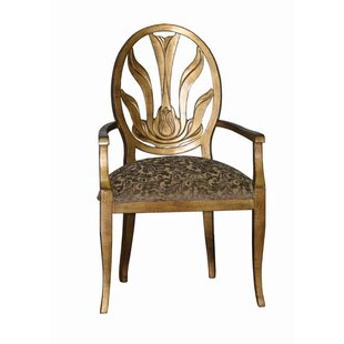 Monahan Upholstered Dining Chair by Astor..