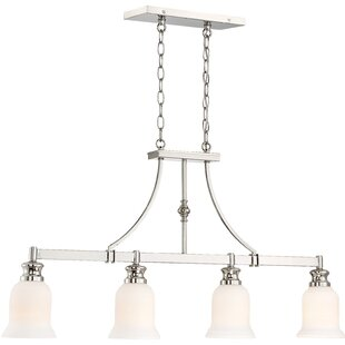Darby Home Co Ameche 4-Light Kitchen Island Pendant
