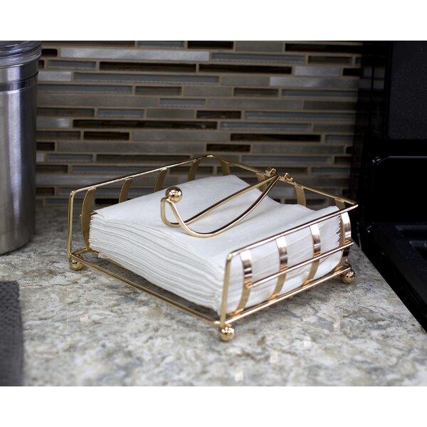 Gold Flat Napkin Holder Wayfair
