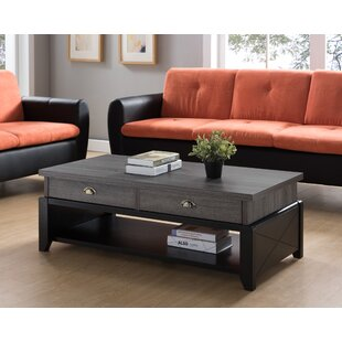 Best Choices Salas Coffee Table By Charlton Home