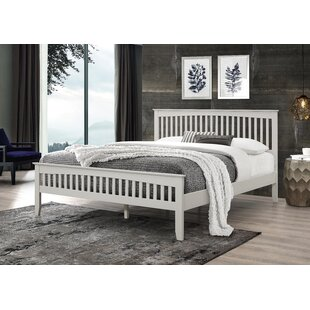 Osburn Double (4'6) Bed Frame By August Grove