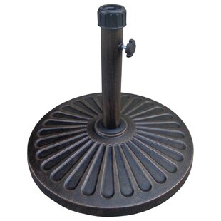 Kimberlin Concrete Free Standing Umbrella Base