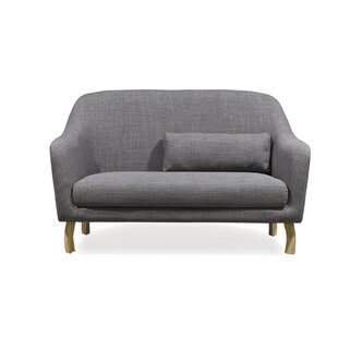 Sipes Loveseat by Brayden Studio