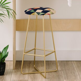 Spires Tessellate 31 Bar Stool East Urban Home