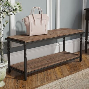 Superieur Reeves Wood Storage Entryway Bench
