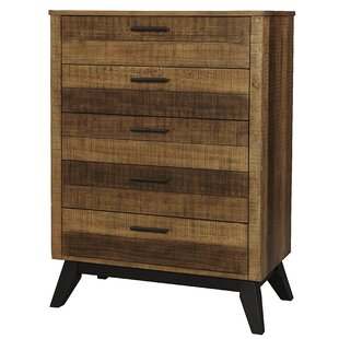 Hague 5 Drawer Chest