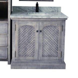 Steinheimer 36 Single Bathroom Vanity Set by August Grove
