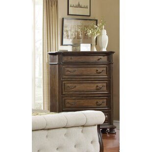 BestMasterFurniture Belle 5 Drawer Chest Image