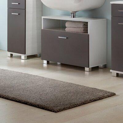 65 1 cm Waschbeckenunterschrank Chesney | Bad > Badmöbel > Waschbeckenunterschränke | Chrom | ModernMoments
