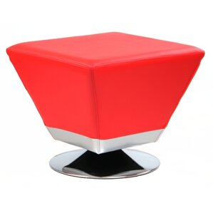 Sifford Cube Swivel Ottoman by Latitude Run