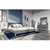 Froehlich Italian Platform 5 Piece Bedroom Set by Corrigan Studio
