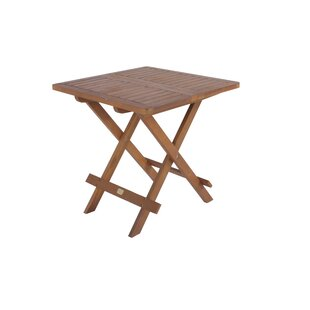 Berwyn Folding Wooden Side Table By Sol 72 Outdoor