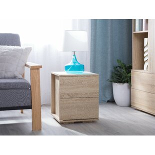 Whitt 2 Drawer Nightstand by Ebern Designs
