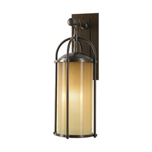 Clearance Espana LED Outdoor Sconce By Millwood Pines
