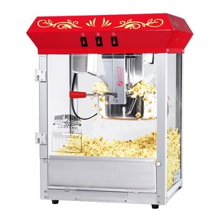 8 Oz. All Star Popcorn Machine