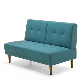 Bresnahan Mid-century Loveseat by George Oliver