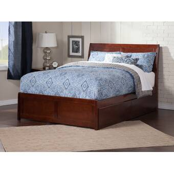 9432583e49fbde Beachcrest Home Revley Upholstered Standard Bed & Reviews | Wayfair
