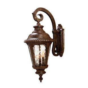 Astoria Grand Appel 3-Light Outdoor Wall Lantern