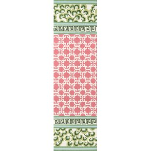 Madcap Cottage by Momeni Under A Loggia Montserrat Pink Indoor/Outdoor Area Rug 2' X 3