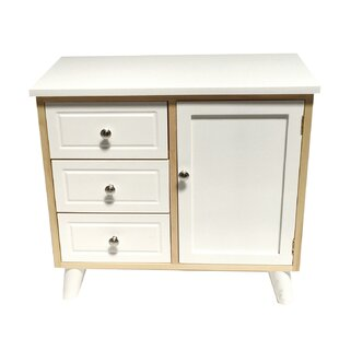 Gaddis 3 Drawer Combi Chest By 17 Stories