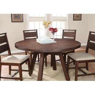 Damiani 5 Piece Solid Wood Dining Set Brayden Studio