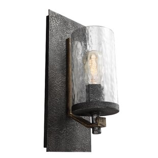 Deals Zaria 1-Light Armed Sconce By Laurel Foundry Modern Farmhouse
