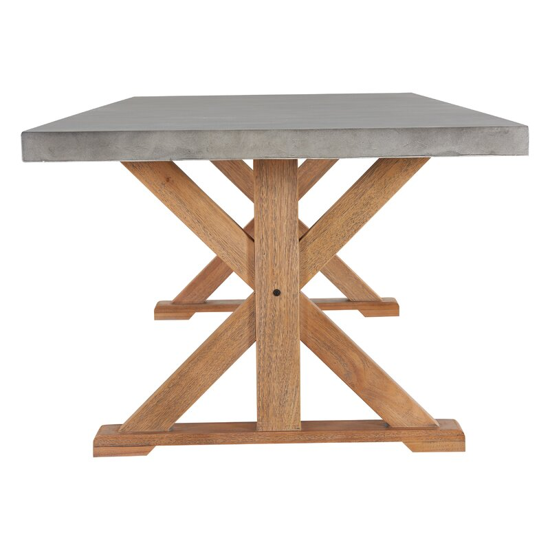 Swell Broxton Dining Table Beatyapartments Chair Design Images Beatyapartmentscom