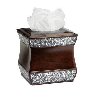 Carlie Tissue Box Cover