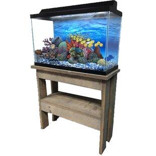 Rustic Series Cabinet Aquarium Stand