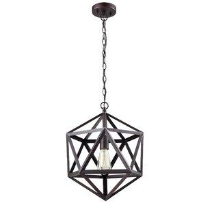 Mccune Hanging 1-Light LED..