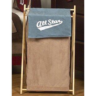 All Star Sports Laundry Hamper BySweet Jojo Designs