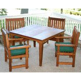 Tignall 5 Piece Dining Set