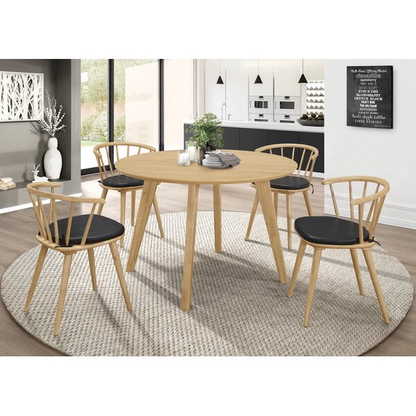 Swell 60 Inch Round Dining Table Set Wayfair Ocoug Best Dining Table And Chair Ideas Images Ocougorg