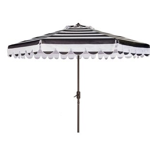 Beachcrest Home Lambeth Contemporary 8.5' Drape Umbrella