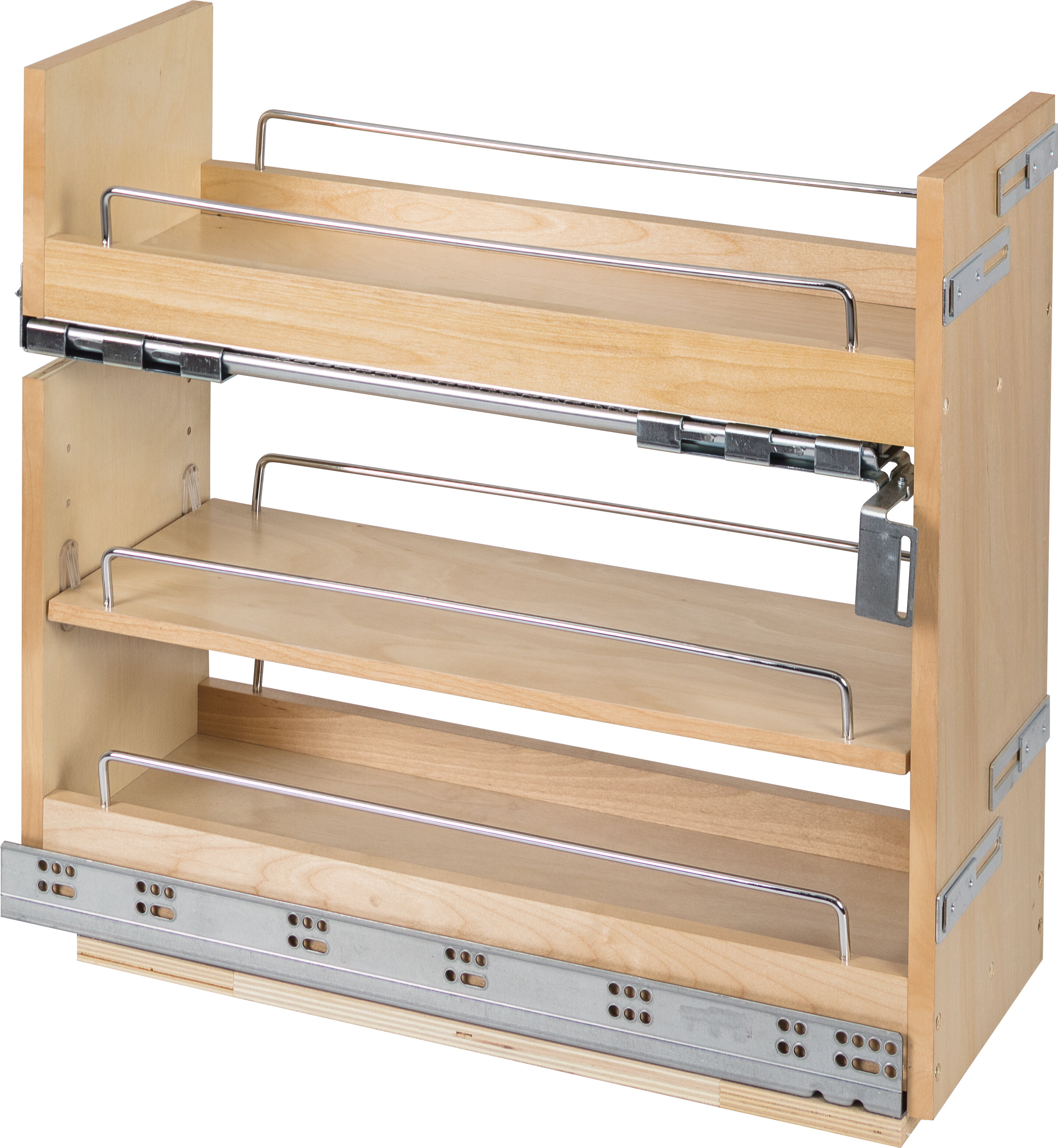 Wayfair Pull Out Cabinet Organizers You X27 Ll Love In 2021