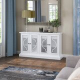 Tompkins 56 Wide 2 Drawer Sideboard by Rosdorf Park