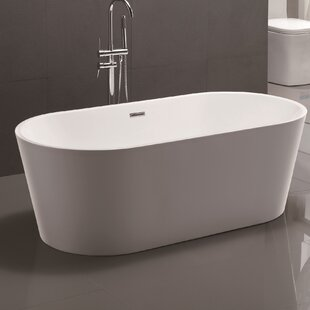 Exceptional Small Soaking Tub | Wayfair