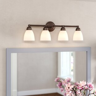 Linden 4-Light Vanity Light by Three Posts