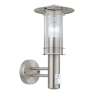 Bibb 1 Light Outdoor Sconce With Motion Sensor By Sol 72 Outdoor